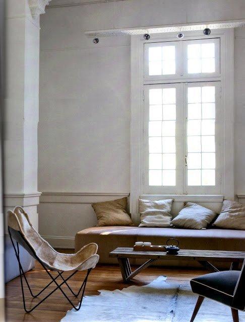 Decoración con sillas BKF