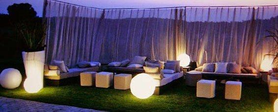 Decoraci n para eventos chill out blog fiaka - Decoracion chill out ...