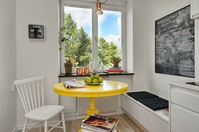Ideas para crear un office en la cocina for Decorar office cocina