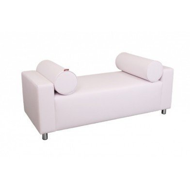 Decoraci n con puff camas for Sillon divan moderno