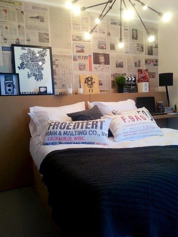 Decoración del dormitorio