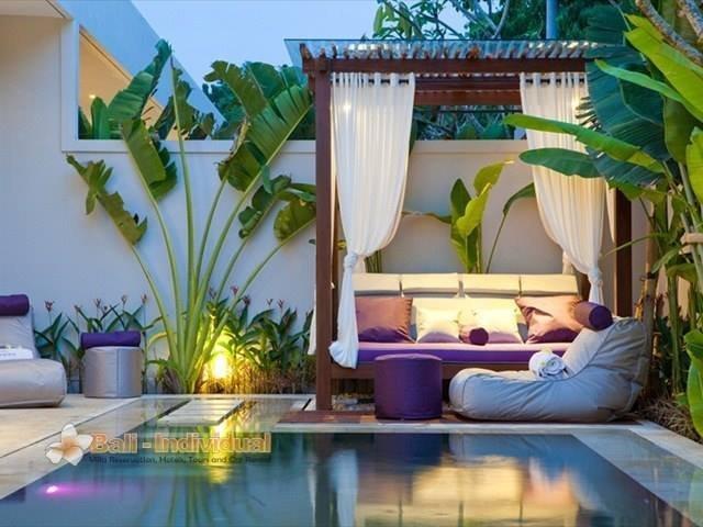 Consejos para la decoración de una piscina chill out & lounge