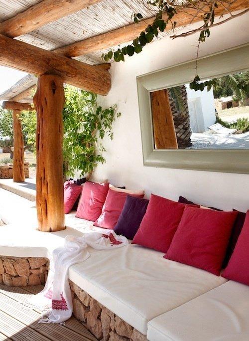 Muebles para la decoraci n de terrazas chill out for Asientos para terrazas