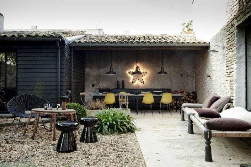 muebles para terrazas chill out
