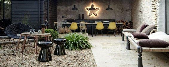 Muebles Para La Decoración De Terrazas Chill Out