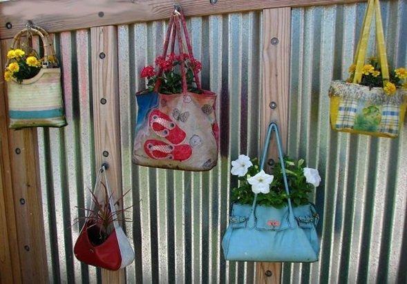Originales maceteros diy - Decorar terrazas reciclando ...