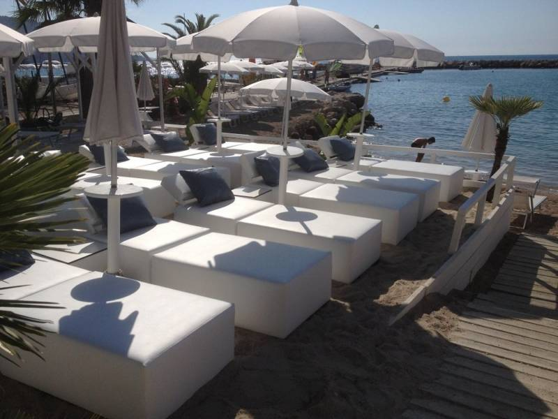 Decoraci n personalizada de la terraza chill out de 39 les - Decoracion chill out ...