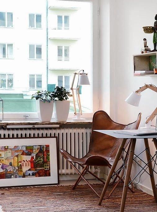 Decoraci n con un icono del dise o la silla bkf blog fiaka - Deco open keuken ...
