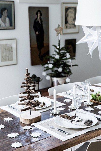 Ideas decoracion mesa navide a blog fiaka for Decoracion mesa navidena 2014
