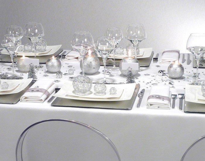 C mo decorar la mesa de navidad blog fiaka - Como decorar la mesa de navidad ...