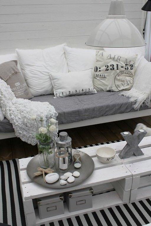 mesa de palés