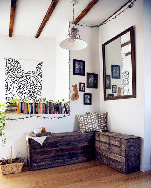 Aparador Con Palets.10 Originales Muebles De Palets