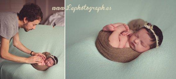 Fotos con tu bebé