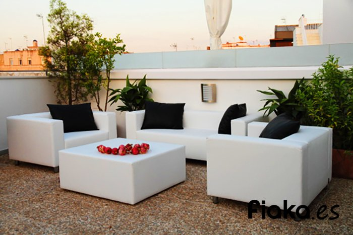 5 estilos para decorar tu terraza esta primavera - Decoracion chill out ...