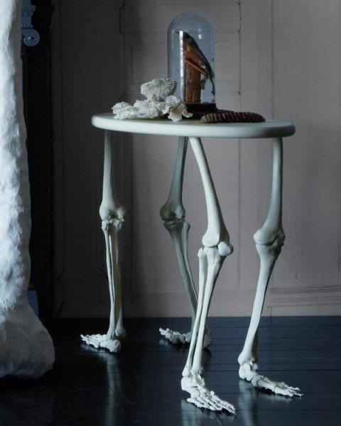 Mesa Esqueleto -