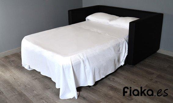 Sofá cama a medida - Clienta particular - Fiaka.es