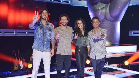 Coaches La Voz 2016 - Telecinco