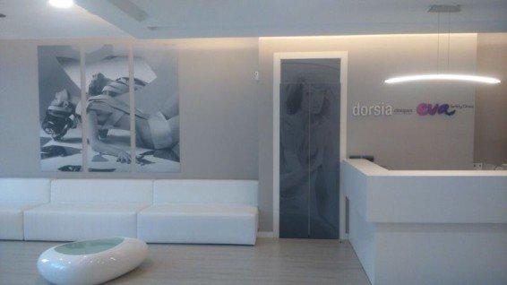 Clínica Dorsia - Sofá IOS de Fiaka.es