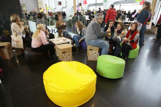 Feria del Voluntario Logroño - Javier Dulin - Fiaka.es