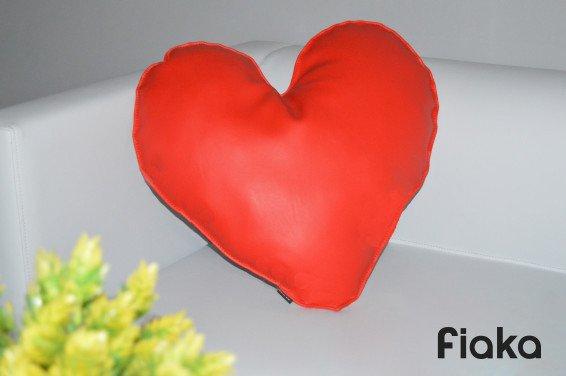 Cojín forma de corazón
