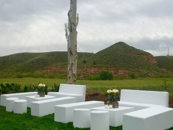 La Quinta del Henares - Finca La Oruga - Conjunto Gran Canaria