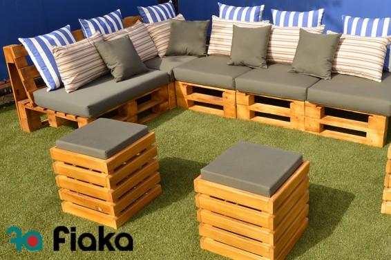 Mobiliario Palé - Vía Fiaka.es