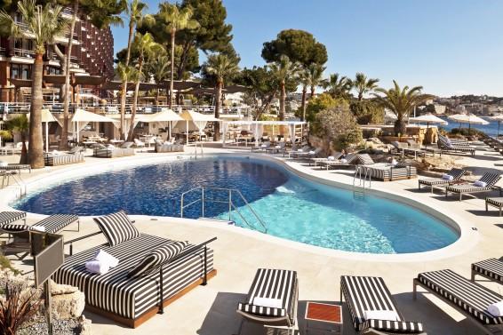 Hotel Gran Melia de Mar - Mobiliario de Fiaka.es