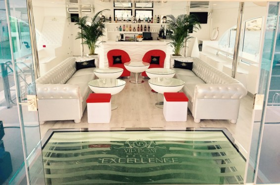 SALON CENTRAL - VIP BOAT EXCELLENCE