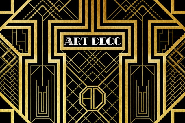 Tips decoracion art dec for Art deco decoracion