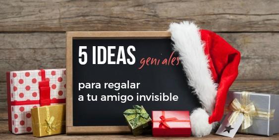 5 ideas para regalar a tu amigo invisible for Ideas para amigo invisible