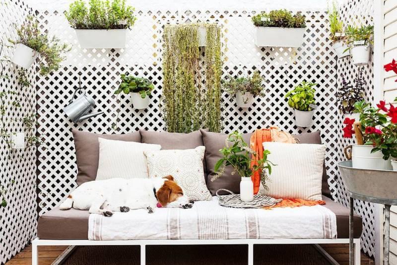 10 objetos diy y reciclados para decorar la terraza o jard n for Terrazas 2018 decoracion