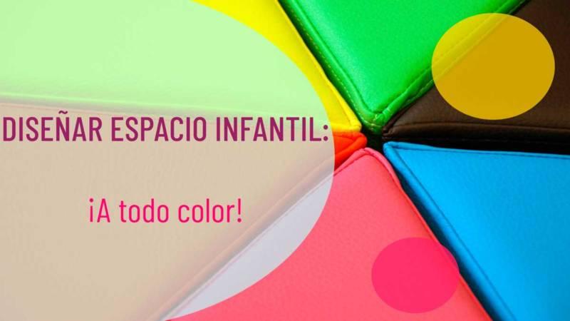 Diseño infantil colores