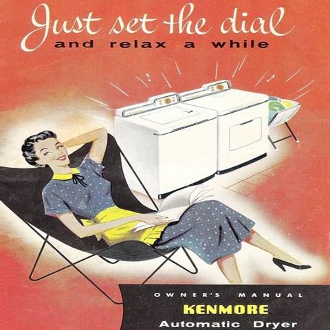 Portada anuncio secadora