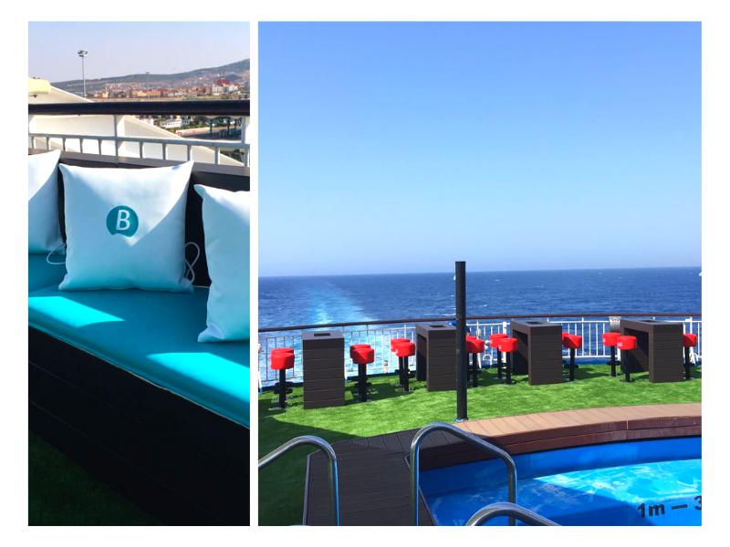 Diseño a bordo: Proyecto Balearia