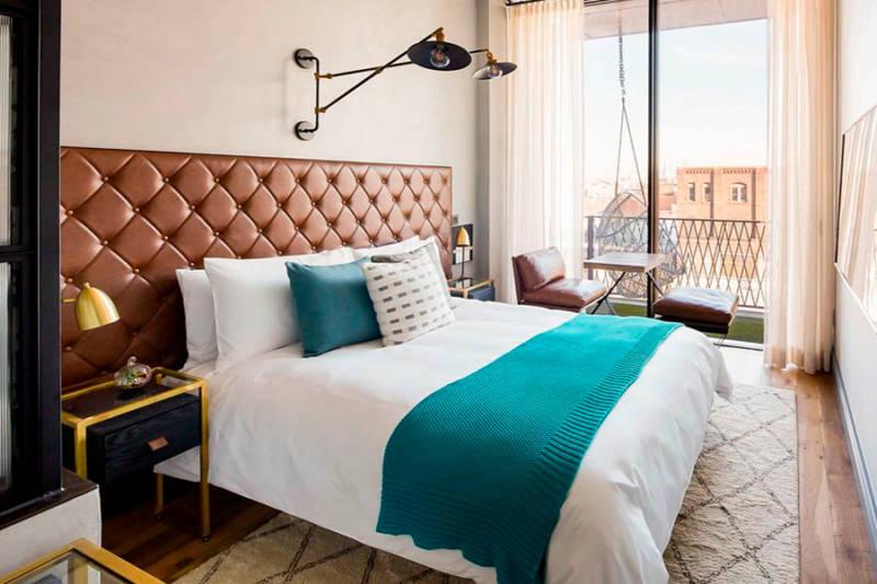 Decoración de habitaciones de hoteles : Claves que marcan la diferencia