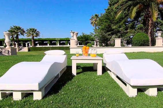 Mobiliario de Calidad - Tumbonas de palets