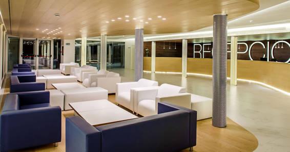 Lobby Hotel Carlos I
