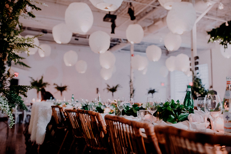 Decoración de Eventos: 7 Tendencias de moda en el 2019