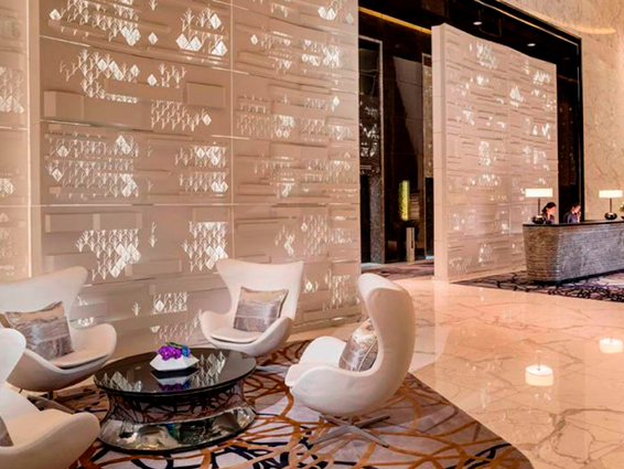 Decorar Lobby Hotel