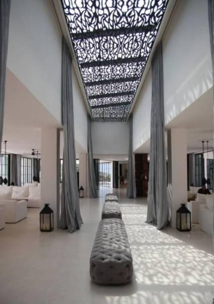 Cómo decorar un Lobby de un Hotel