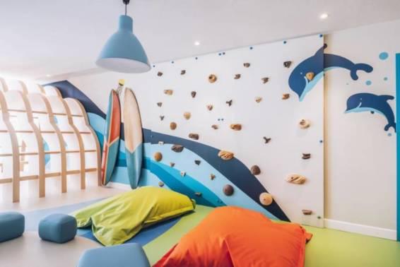 Mobiliario de calidad - Puff Fiaka hotel