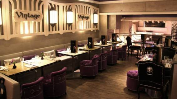 Bares y Restaurantes de estilo vintage