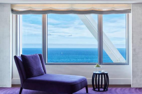top 5 de habitaciones de hotel Balcón habitación hotelera