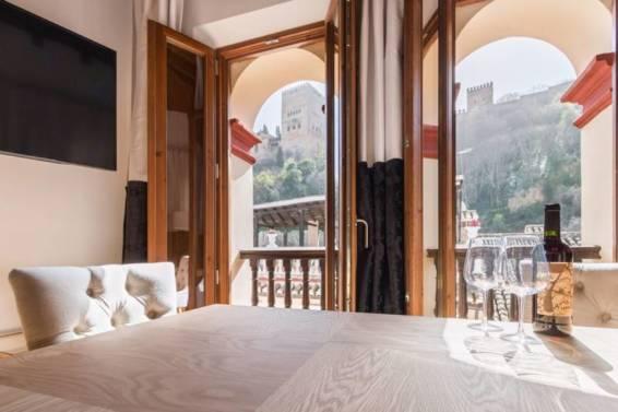 top 5 de habitaciones de hotel Oro del Darro Suites