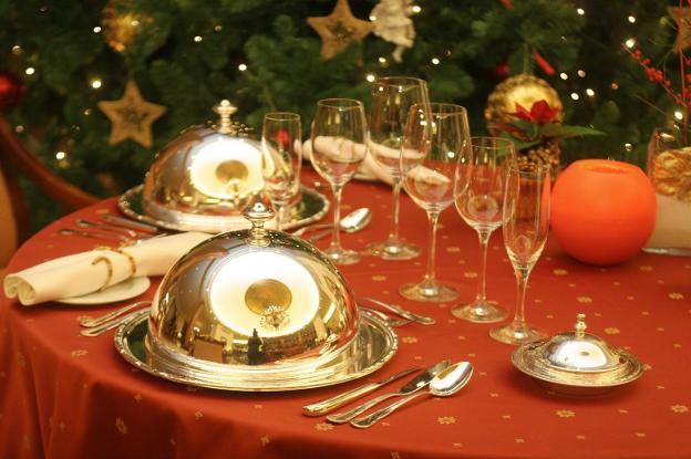 Portada mesa navidad