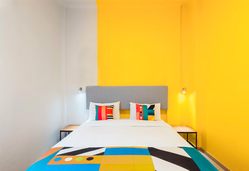 Colores para habitaciones de hotel: 4 errores comunes al elegirlos