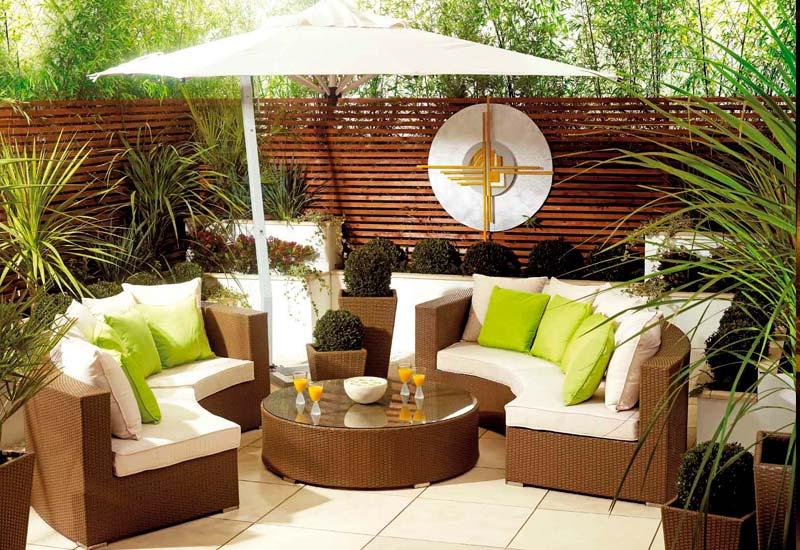 Cómo decorar tu terraza o jardín y prepararlo para el verano