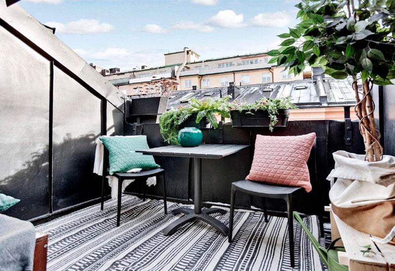 Cómo decorar tu terraza para disfrutarla al máximo