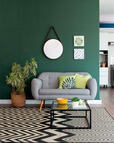 decoracion-espacios-pequeños-sofá-a-medida