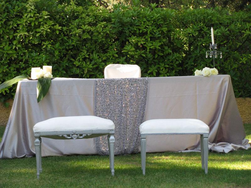 El Ceibo, detalles para una boda